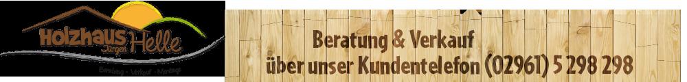 Holzhaus Helle-Logo
