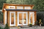 Mobile Preview: Gartenhaus Langeoog 58-B Iso