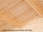 Preview: Holzgarage Roger 21,9+5,2m²
