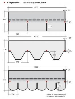 bitumenschindeln biberschwanz set nr 1 3 qm. Black Bedroom Furniture Sets. Home Design Ideas