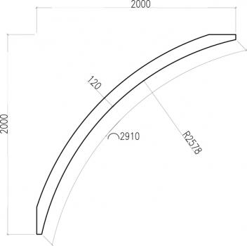 palmako leimholzbogen einfahrtsbogen f r carport karl und richard. Black Bedroom Furniture Sets. Home Design Ideas