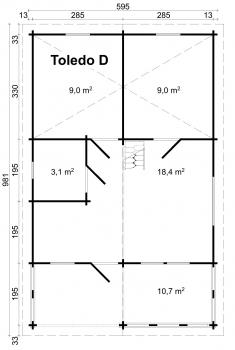 bitumenschindeln 6 eckig set nr 25 75 qm. Black Bedroom Furniture Sets. Home Design Ideas