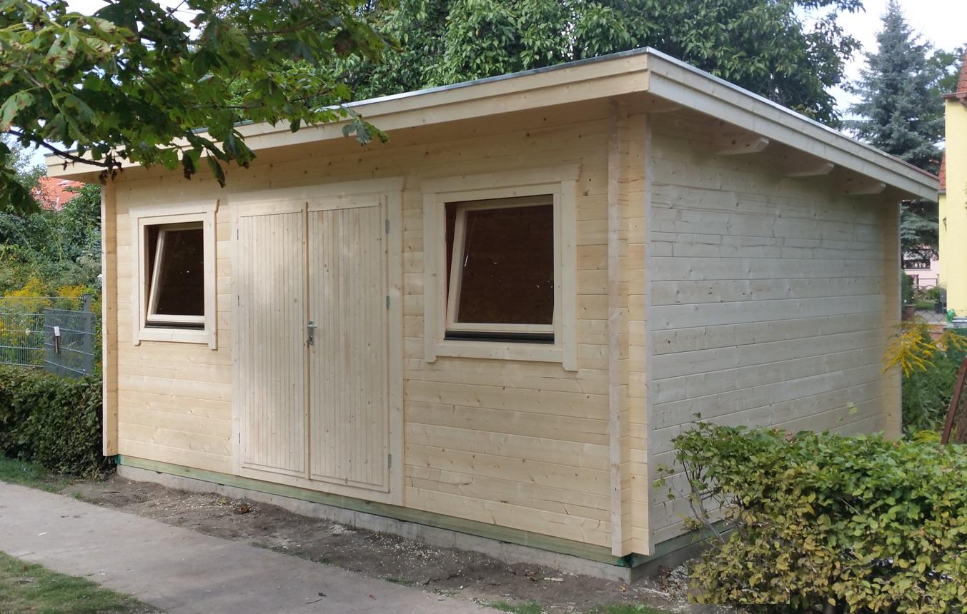 gartenhaus 4 x 5