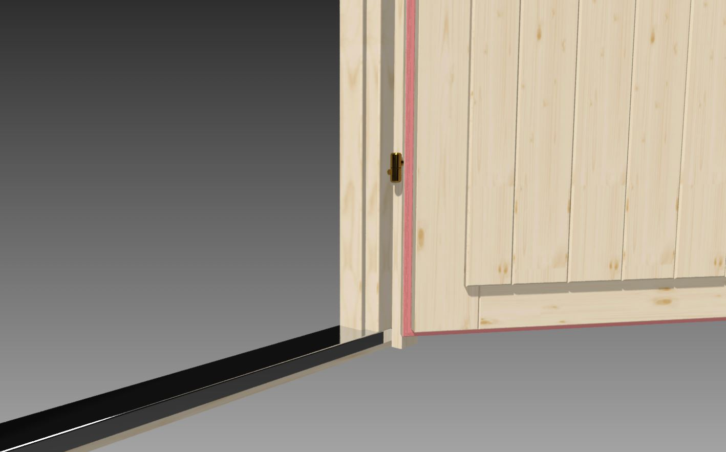 bausatz aus nordischer fichte f r gartenhaus leon 7 25 m x 4 50 m. Black Bedroom Furniture Sets. Home Design Ideas