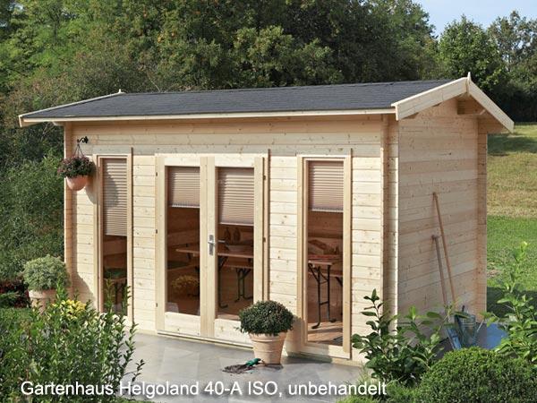 Gartenhaus 2m X 2m VB62 – Hitoiro
