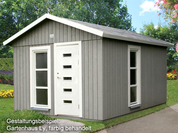 Gartenhaus 3 X 3 M PS94 – Hitoiro