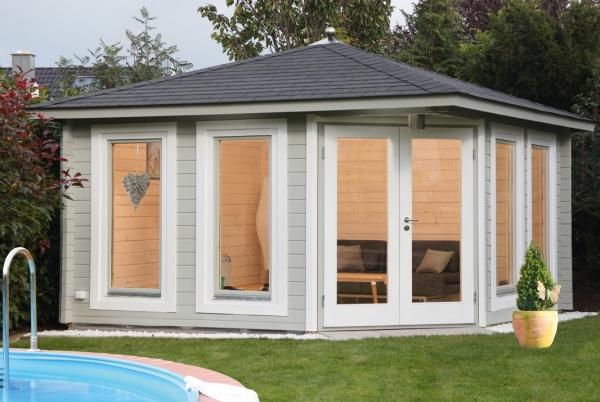 gartenhaus katrin 44 c gr e 4 15 x 4 15 m. Black Bedroom Furniture Sets. Home Design Ideas