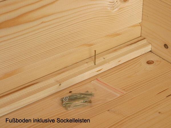 Fußboden Für Gartenhaus ~ Renovierung der gartenlaube teil fußboden mit verlegeplatten