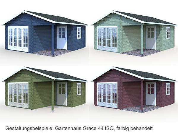 gartenhaus irene 21 9 5 2m gr e 5 30 x 5 70 m. Black Bedroom Furniture Sets. Home Design Ideas