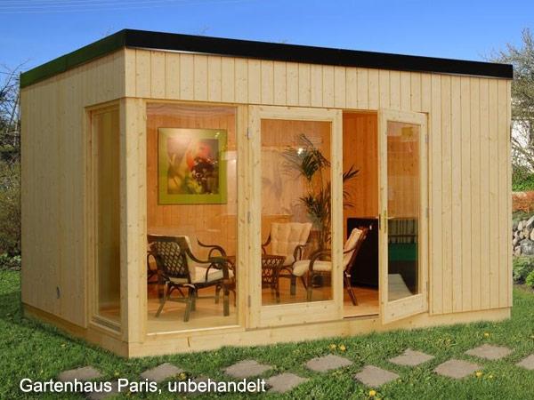 Palmako Gartenhaus Paris 18 + 70 ISO, 4,53 X 3,30 M
