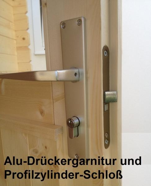 28 mm gartenhaus blockhaus nervion 28 4 00 x 3 00 m holzhaus mit boden ebay. Black Bedroom Furniture Sets. Home Design Ideas